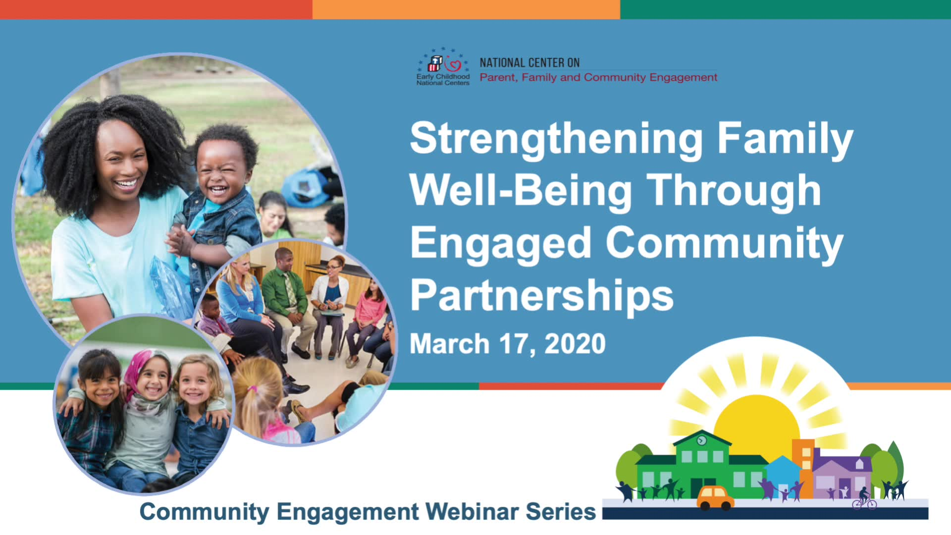 Strengthening Family Well-Being Through Engaged Community Partnerships