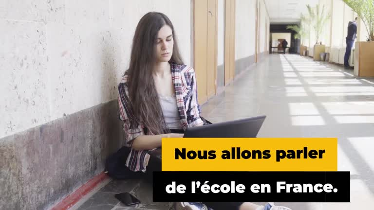 L'école en France screenshot