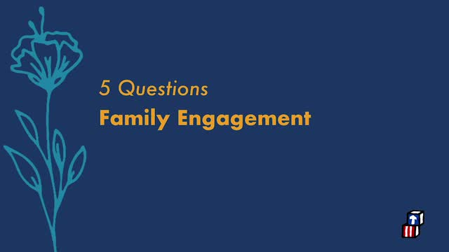 Five Questions with Dr. Guylaine Richard – Family Engagement