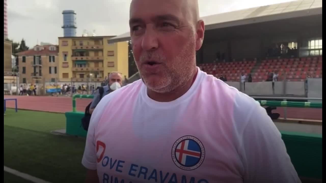"""Ligorna in Serie D, il commento """"piccante"""" del tecnico Luca Monteforte"""