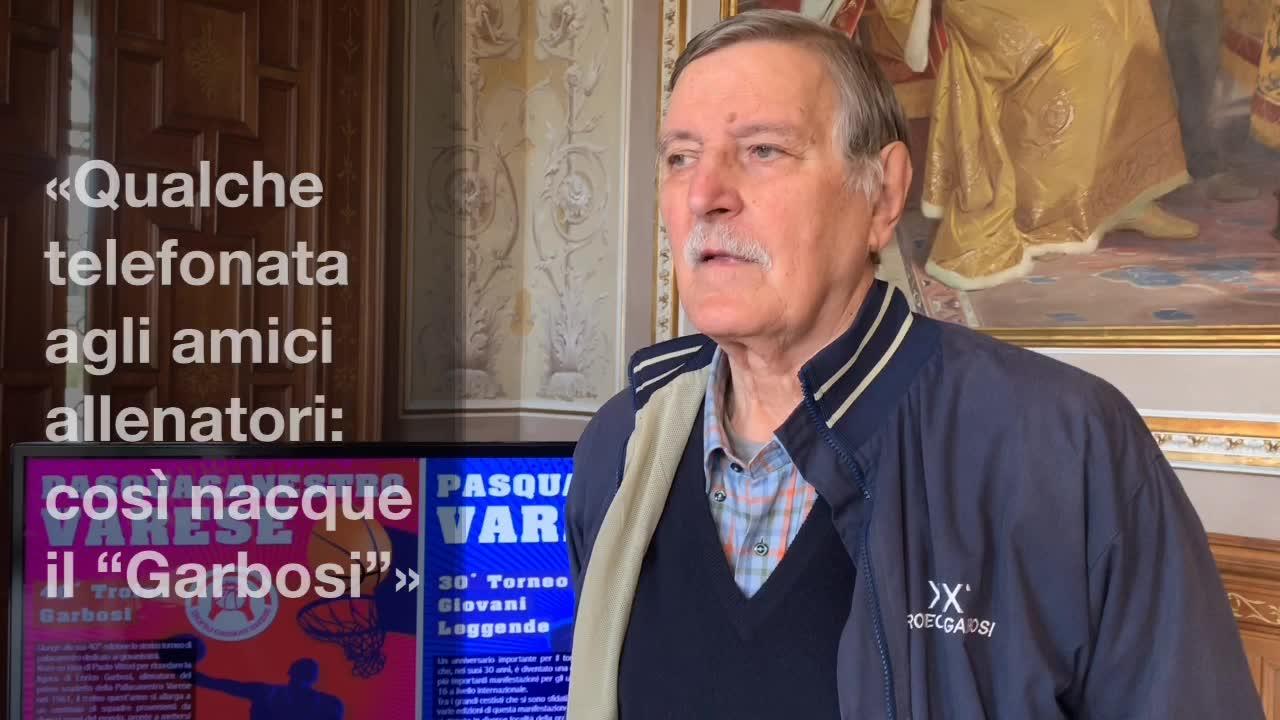 """Video: Il """"Trofeo Garbosi"""" nacque così"""