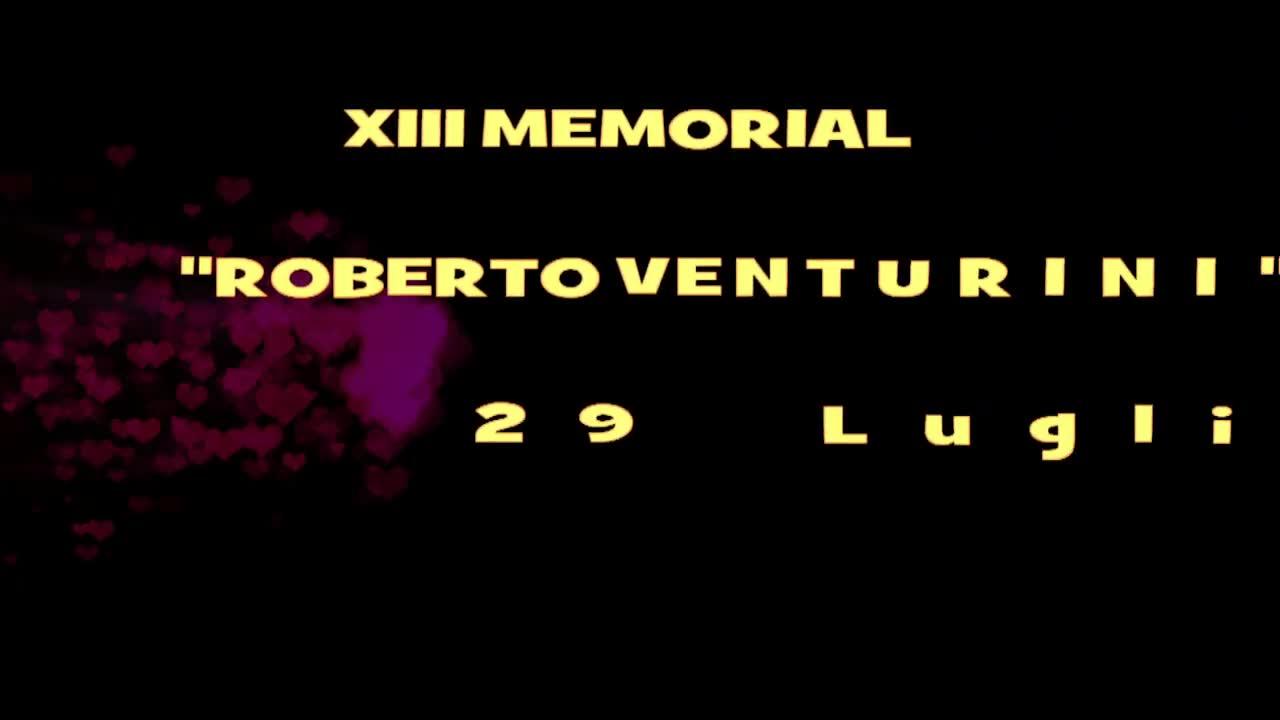 La 13ª edizione del Memorial Roberto Venturini