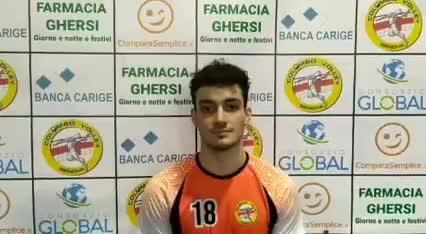 Colombo Volley, le parole di Mattia Lilli e Daniele Scurzoni