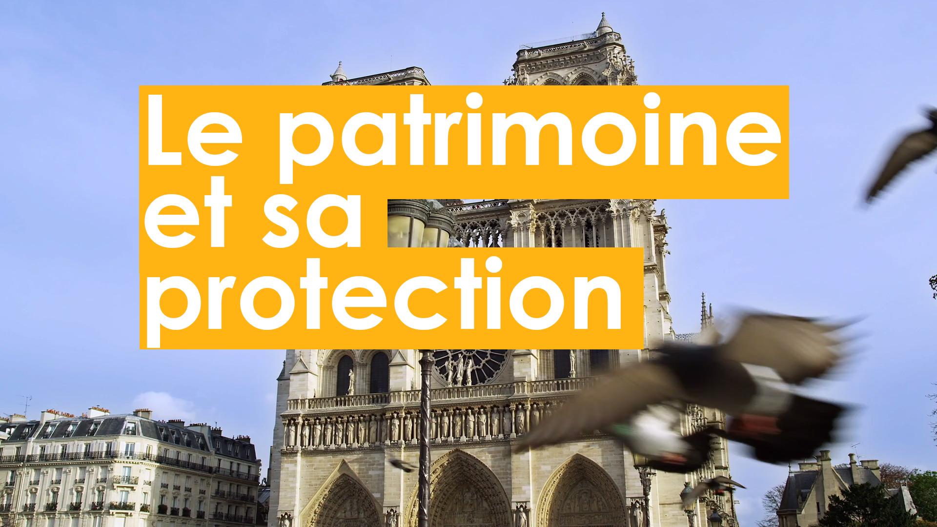 Le patrimoine et sa protection screenshot