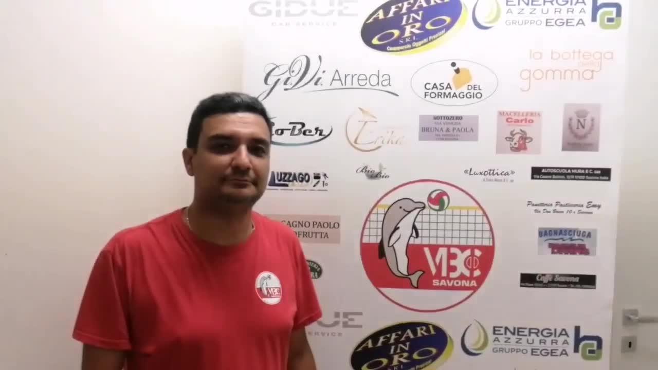 VBC Savona in finale di Coppa Italia: parola a Giordano Siccardi
