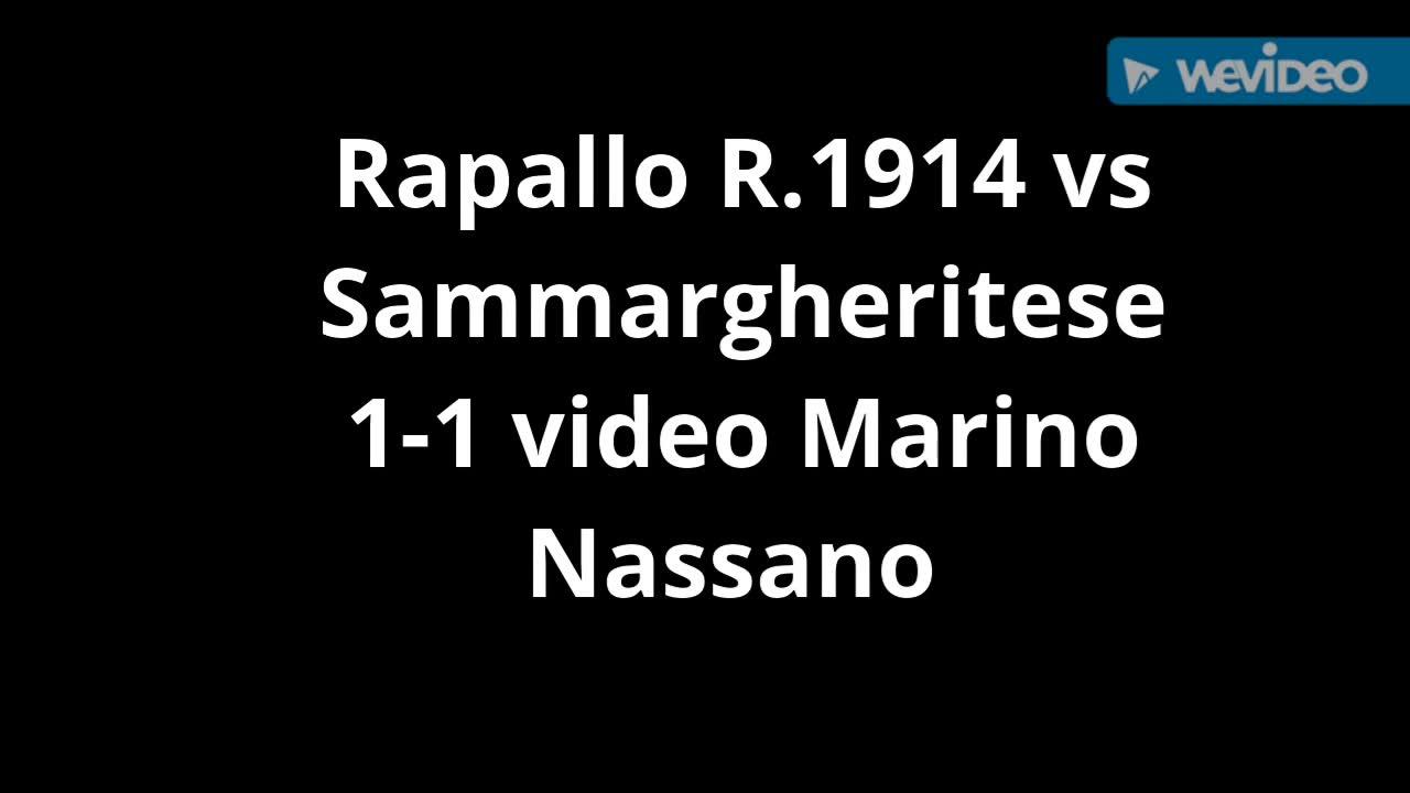 Eccellenza, Rapallo contro Sammargheritese: la sintesi
