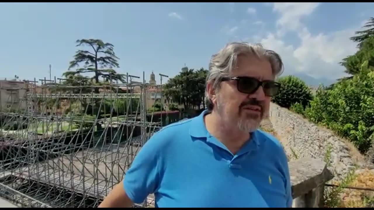 Riqualificazione del Giardino del Principe di Loano