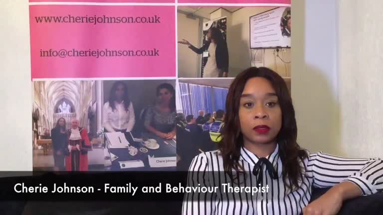 Cherie Johnson – Family and Behavioural Therapist