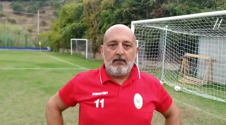 """Calcio, Borgio Verezzi. Cordiale sorride alla vittoria ma non transige sull'episodio di Zanatta: """"Voglio rispetto"""""""