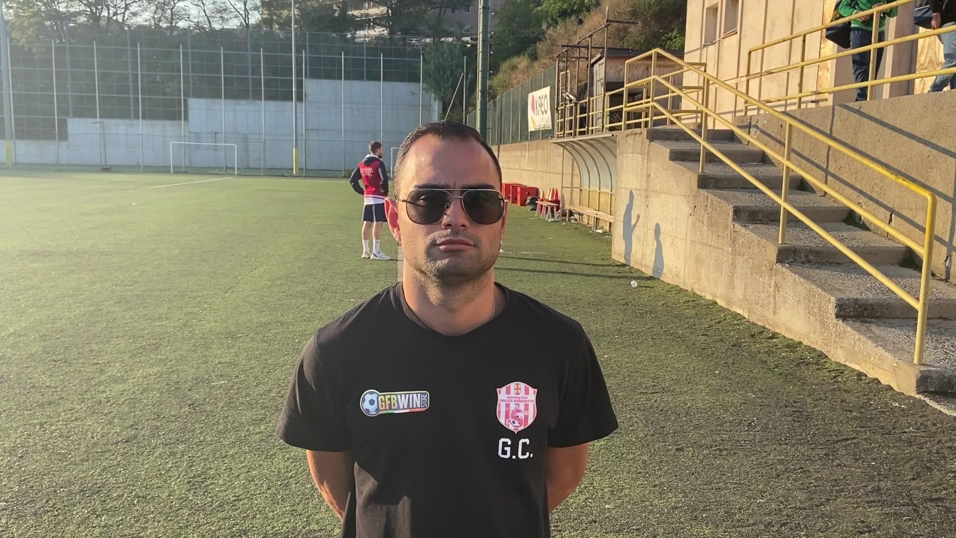 """Soccer Borghetto, Gianluca Cama festeggia la vittoria: """"Testa bassa e pedalare, siamo un grande gruppo"""""""
