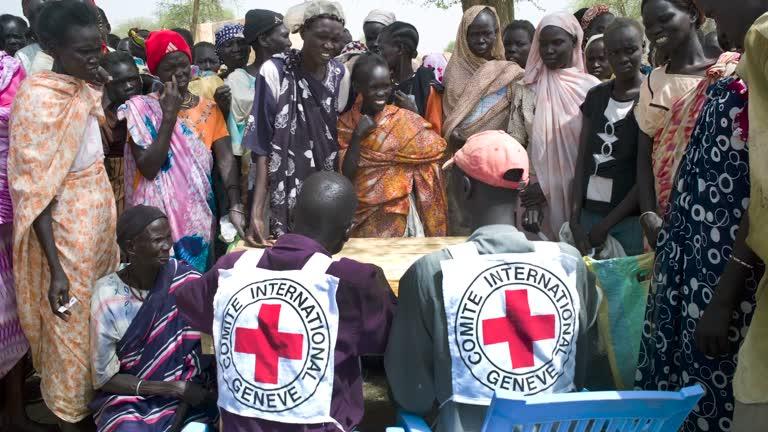 Humanitarian principles and current practice