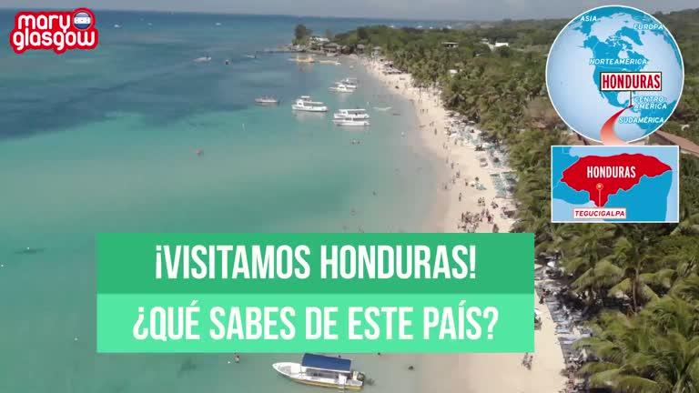 Visitamos Honduras