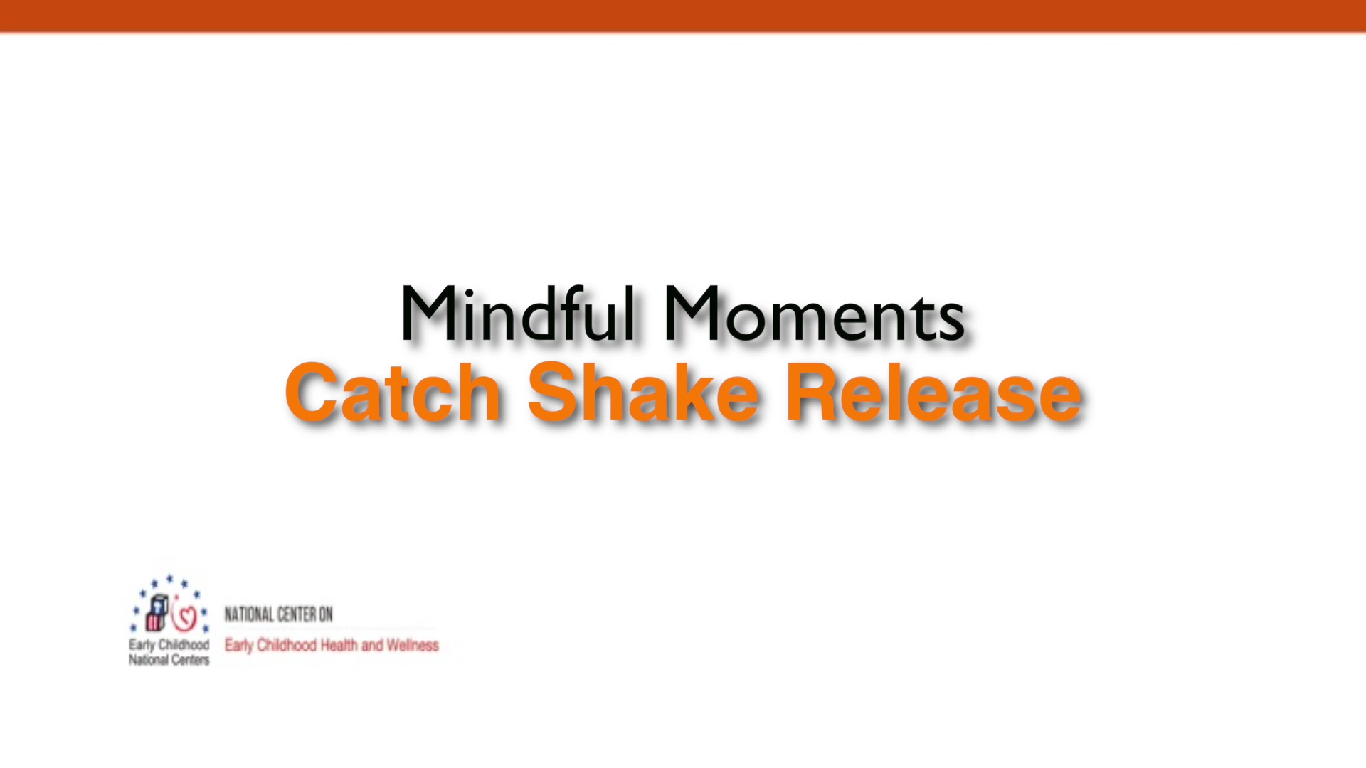Catch Shake Release