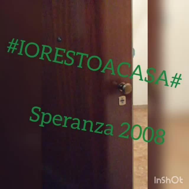 #iorestoacasa: il video degli Esordienti 2008 dello Speranza