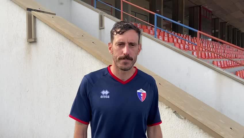 Vado-Sanremese, il commento del capitano Max Taddei