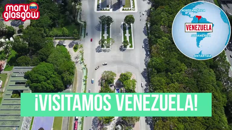 Visitamos Venezuela
