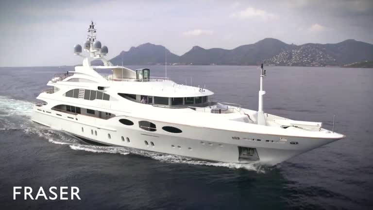 Fraser Yachts Corporate Video