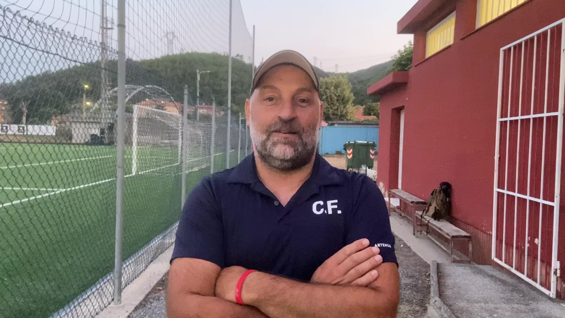 Quiliano&Valleggia, mister Ferraro commenta la prestazione dei suoi