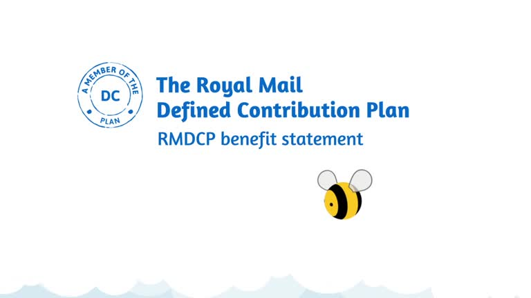RMDCP benefit statement