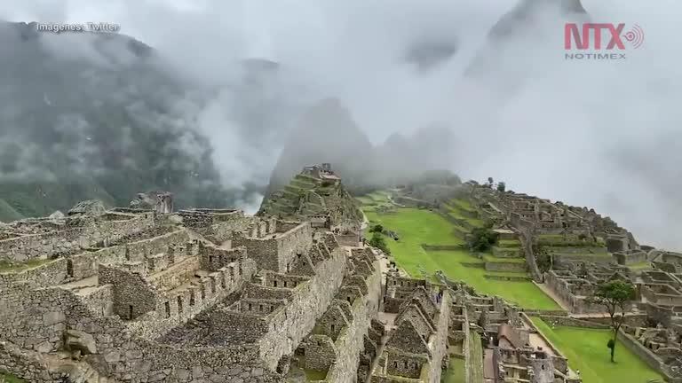Machu Picchu será reforestado