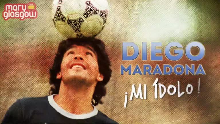 Diego Maradona: ¡mi ídolo! screenshot