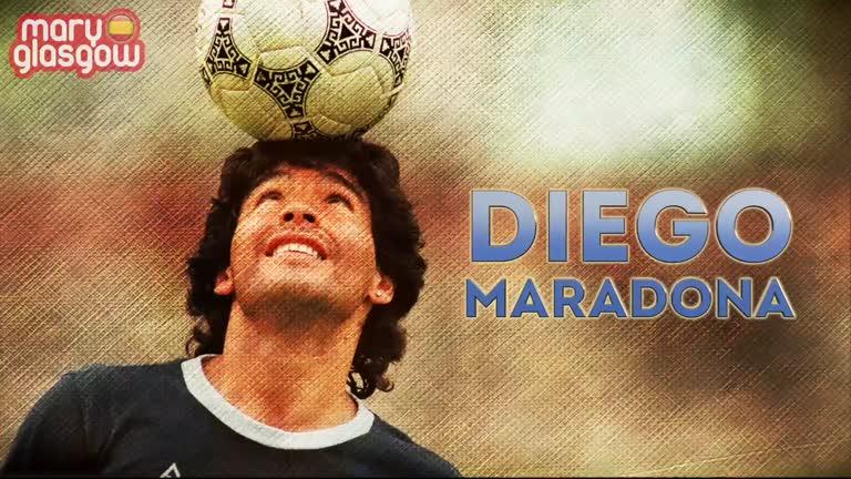 Diego Maradona ¡La leyenda del fútbol!