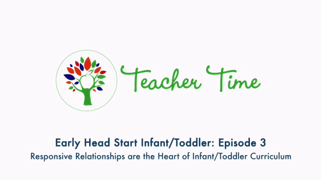 Infant/Toddler Teacher Time: Episode 3