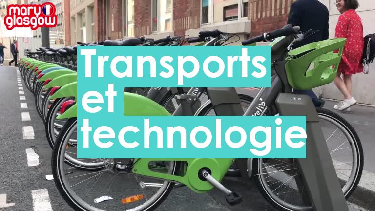 Transports et technologie screenshot