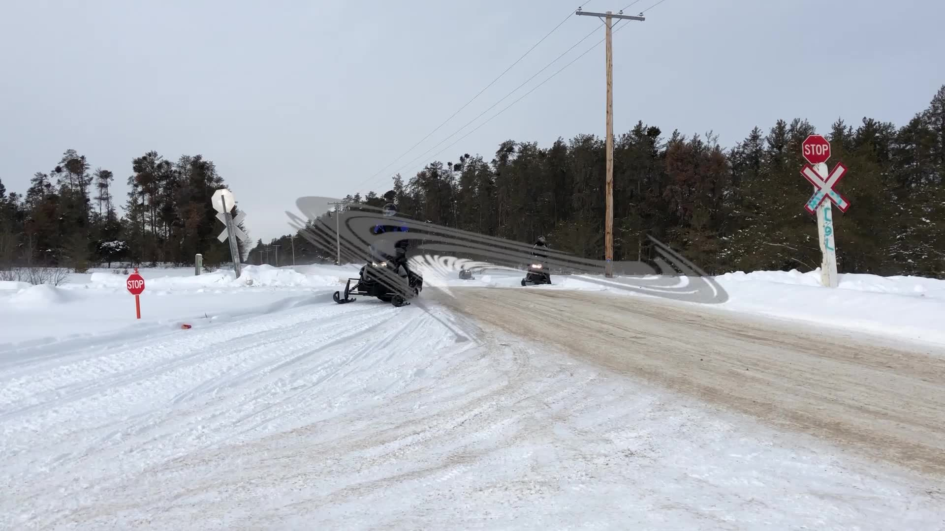 Snowmobile rally sees high attendance