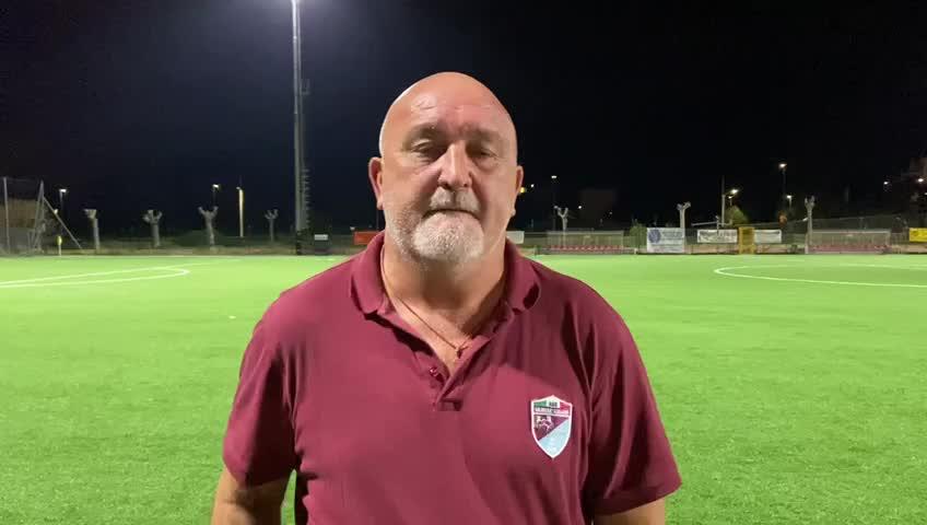 Vadese, mister Saltarelli commenta la vittoria contro il Quiliano&Valleggia