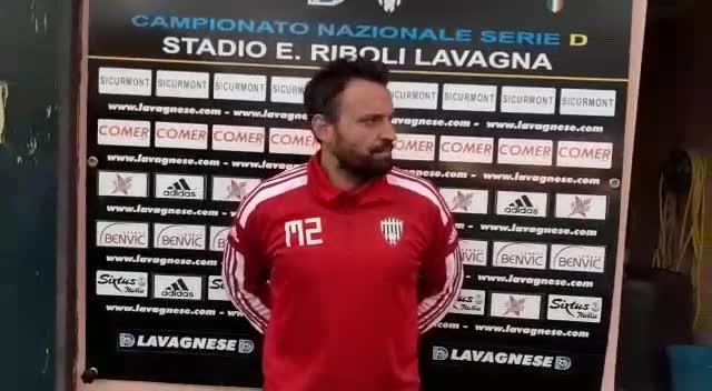 Lavagnese-Vado: il commento di Gianluca Fasano