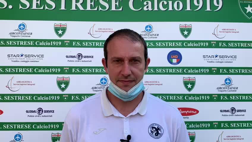Sestrese-Baiardo: il commento di Claudio Paglia