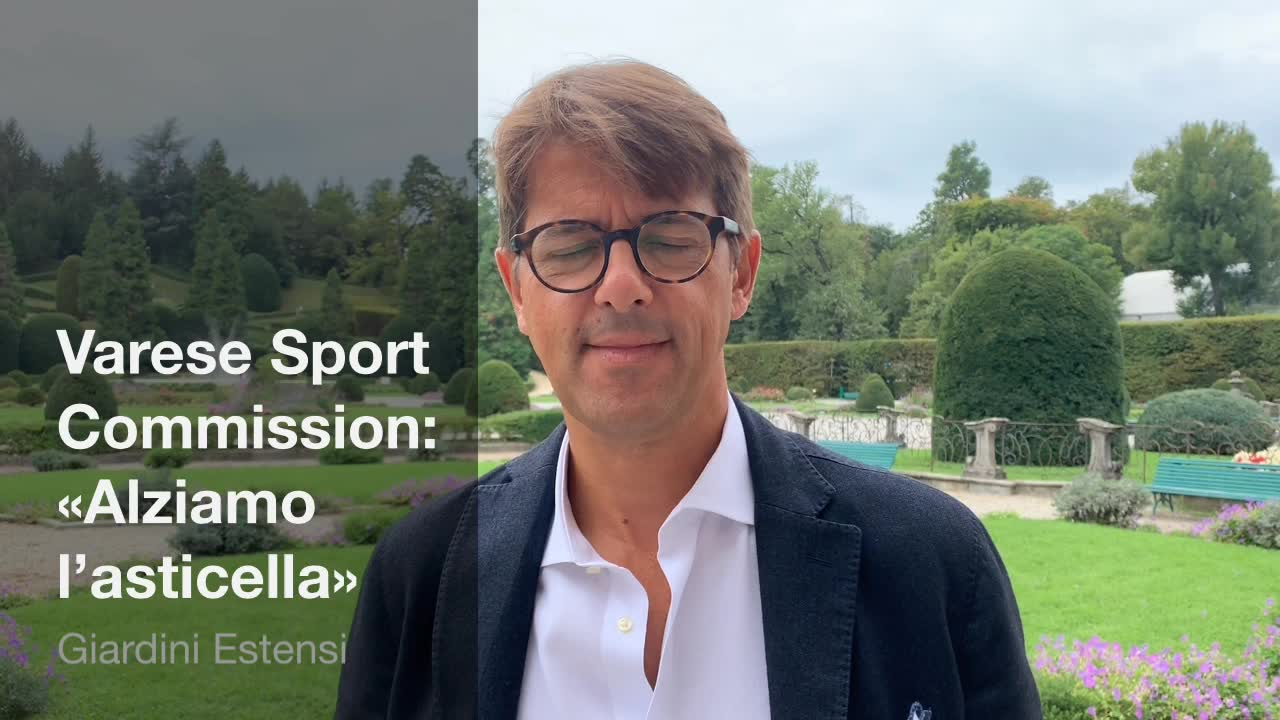 "Video: Lunghi: ""Per la Sport Commission è l'ora di alzare l'asticella"""