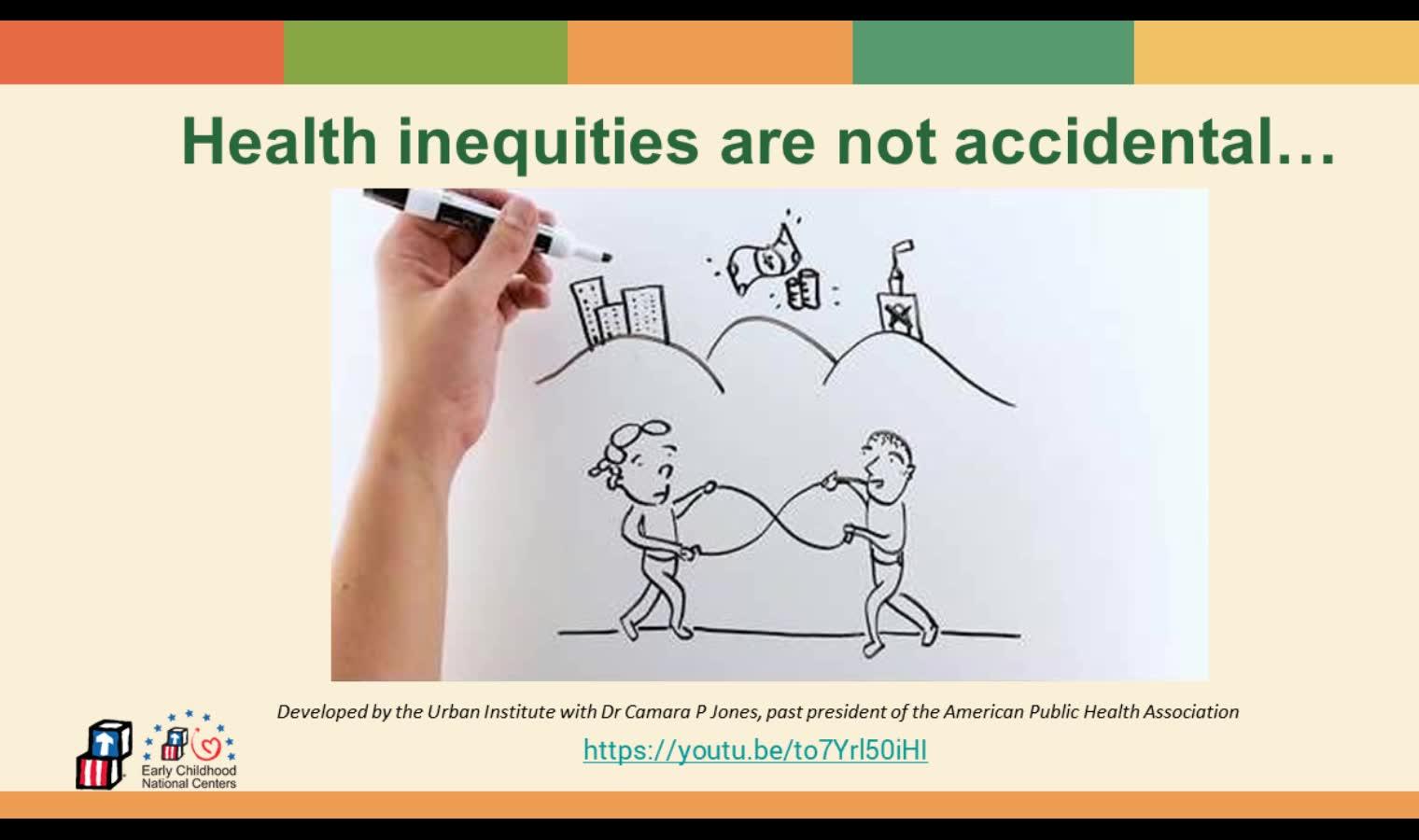 Disparidades en la salud: Responder con un enfoque en la raza y la etnia