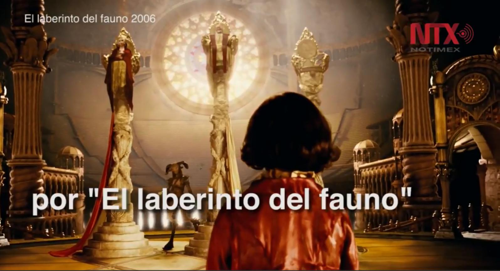 Mexicanos en los Óscar