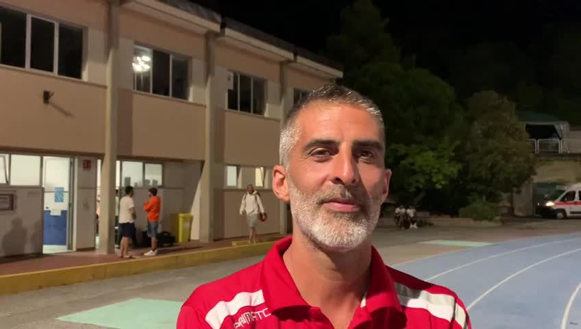 Arenzano, mister Alberto Corradi commenta la vittoria sul Varazze