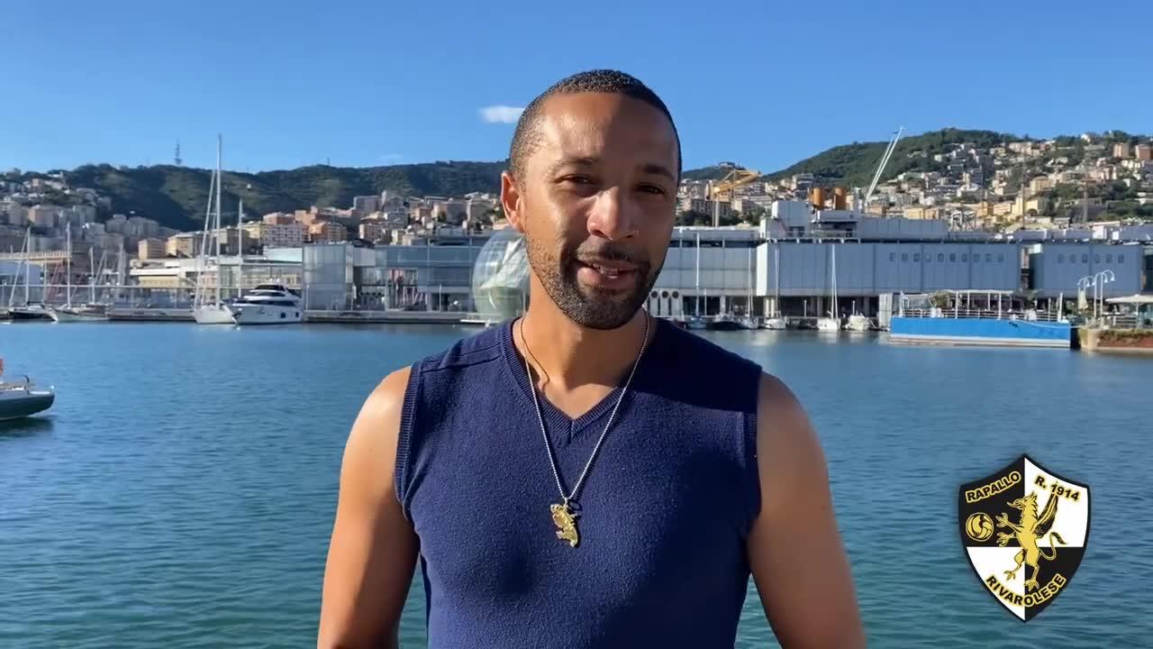 Eccellenza: Thierry Gerard Audel al Rapallo Rivarolese
