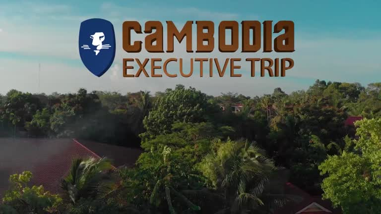 Cambodia Executive Trip 2019 Highlights