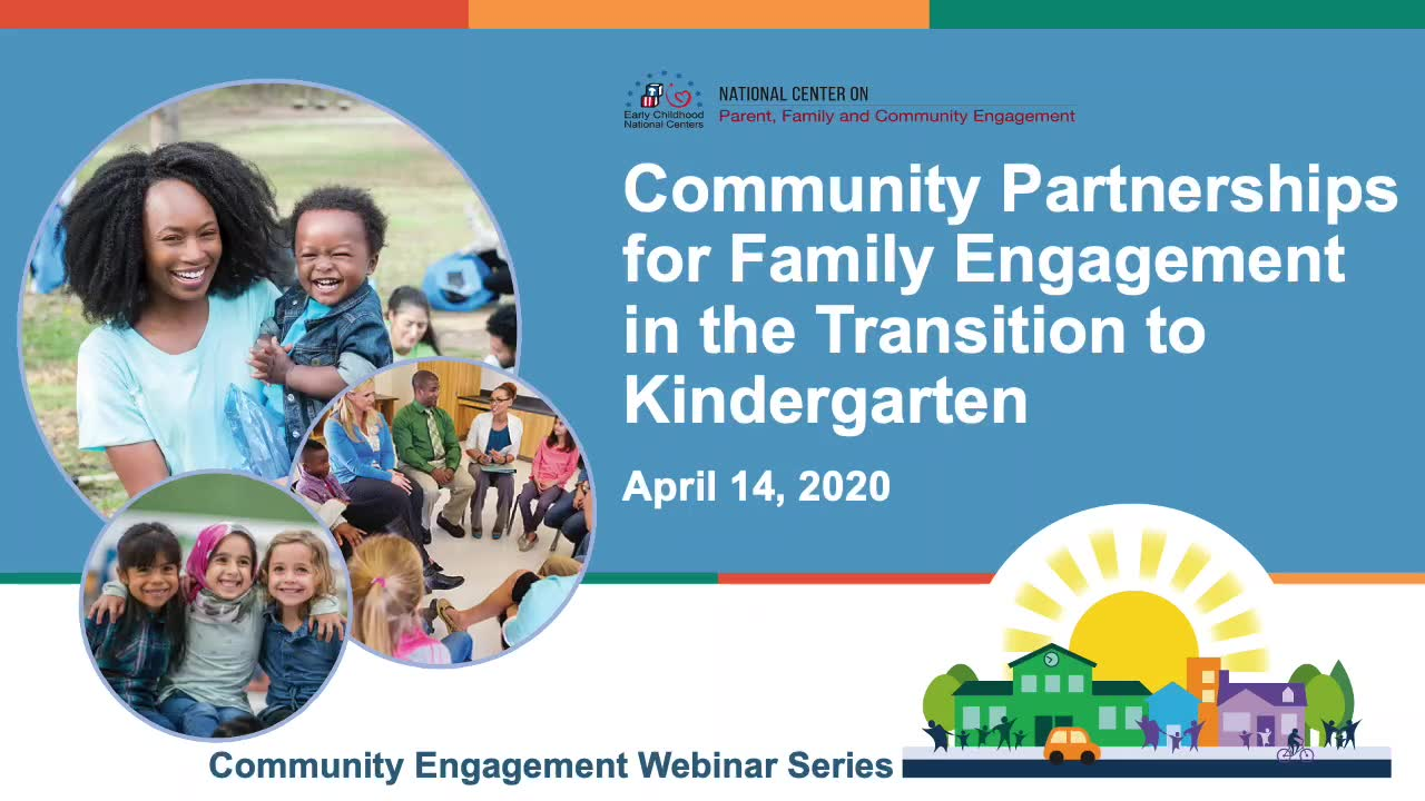 Community Partnerships for Family Engagement in the Transition to Kindergarten