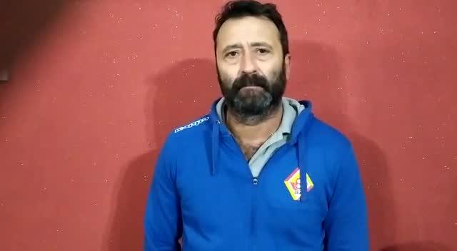 Savona-Bra, le parole dell'allenatore ospite Fabrizio Daidola