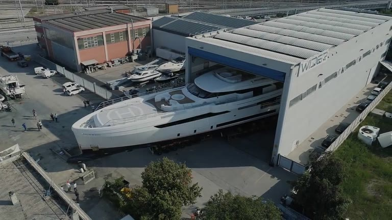 Wider Yachts Launch