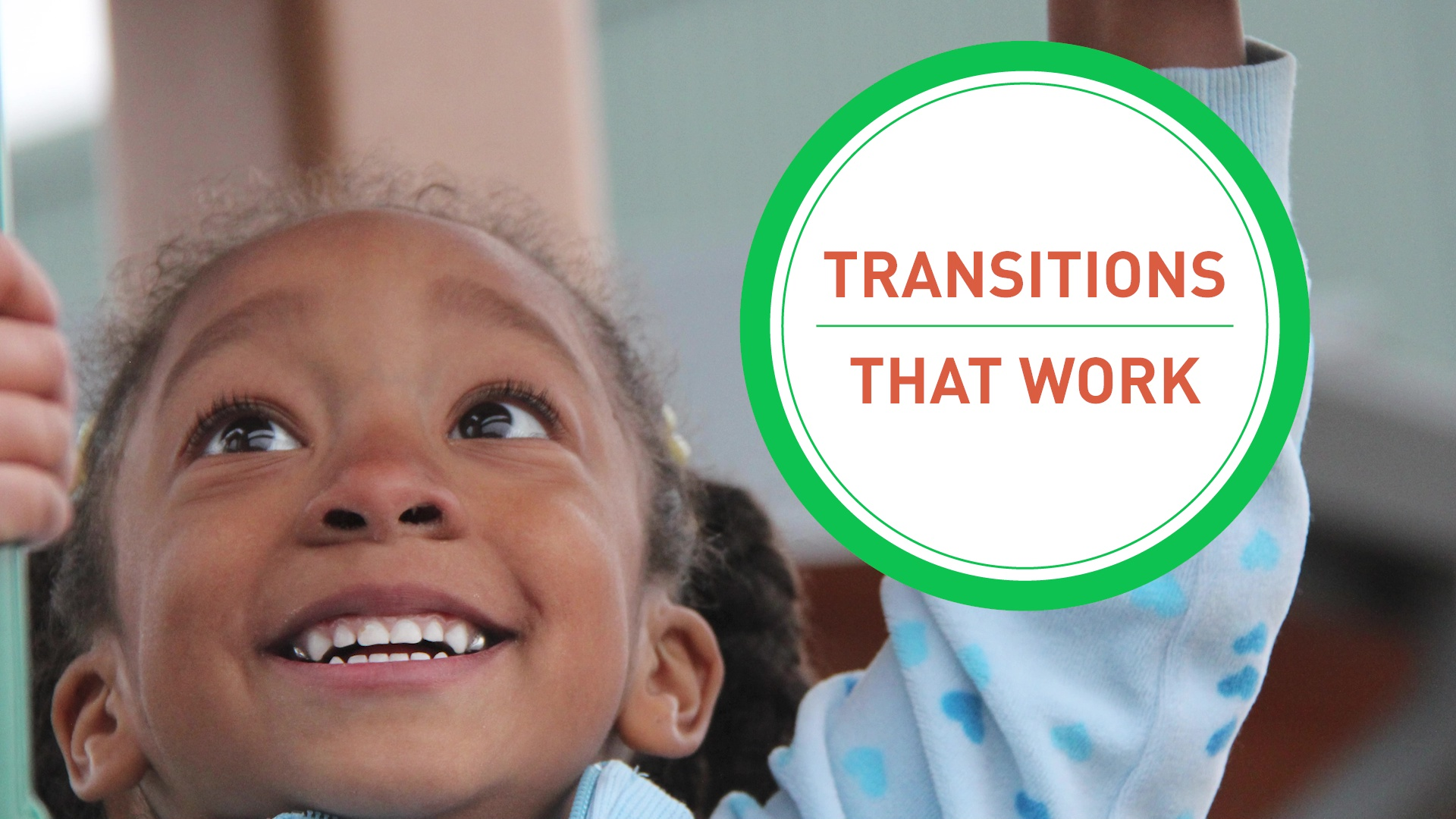 Head Start and Receiving Elementary Schools: Transitions That Work