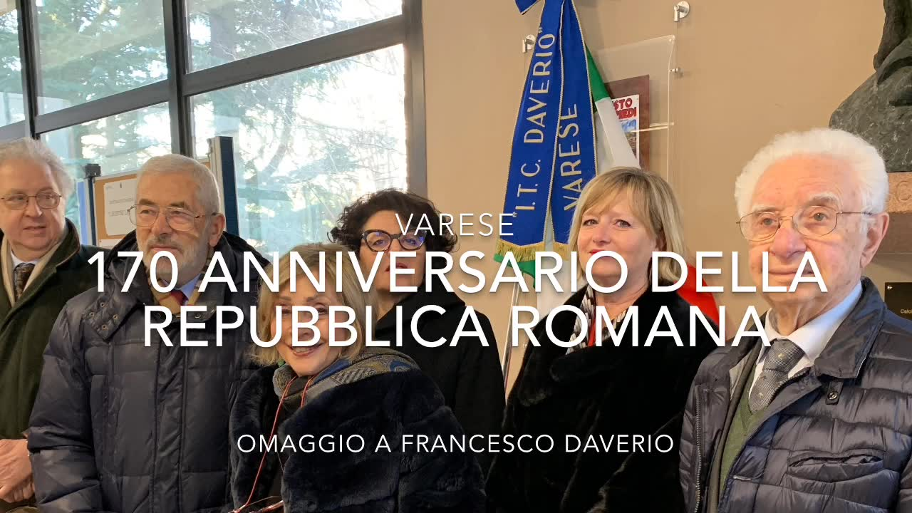 Video: Francesco Daverio e la Repubblica romana