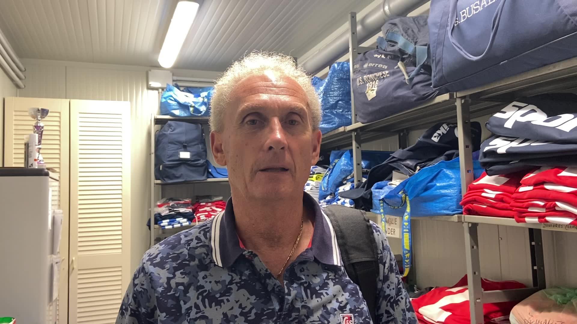 Busalla, Sergio Soldano racconta le sue sensazioni al termine della Busalla Coach Academy