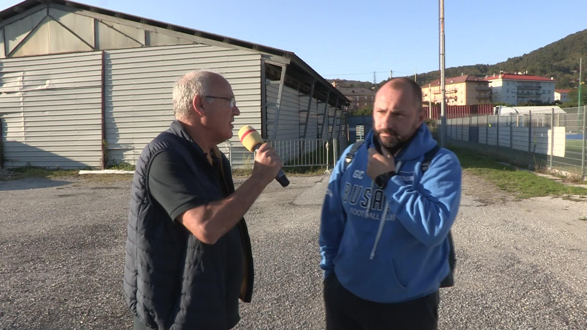 Busalla-Canaletto: intervista a Gianfranco Cannistrà