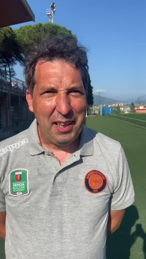 Santa Margherita, Coppa Primavera: le parole di Fabio Barabino
