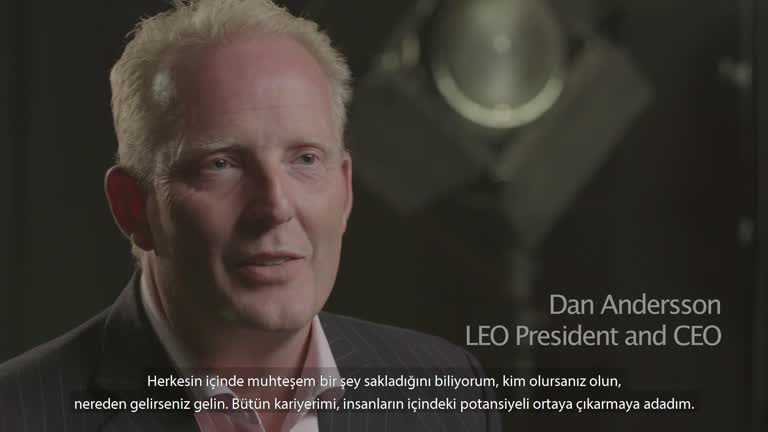 Welcome to LEO Video (Turkish)