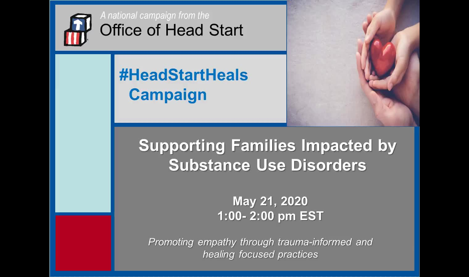 Supporting Families Impacted by Substance Use Disorders