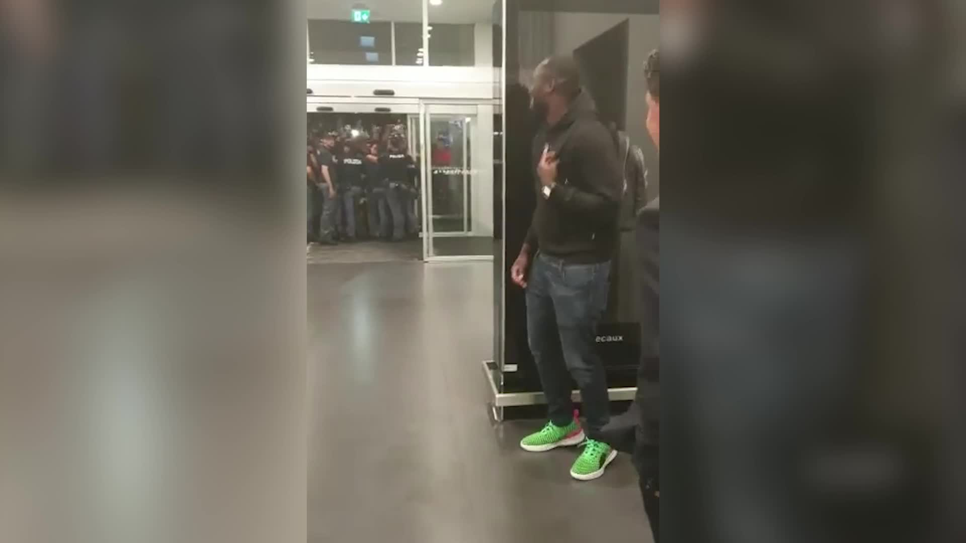 Video: Lukaku arriva a Malpensa