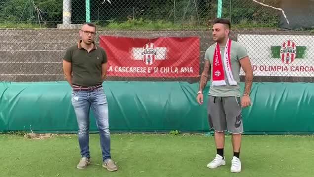 Olimpia Carcarese, per l'attacco c'è Gabriele Ferrotti